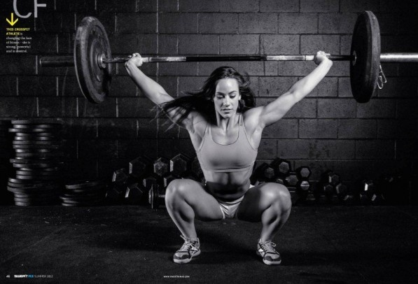 crossfit camille