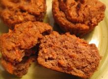Mrkovový paleo koláč