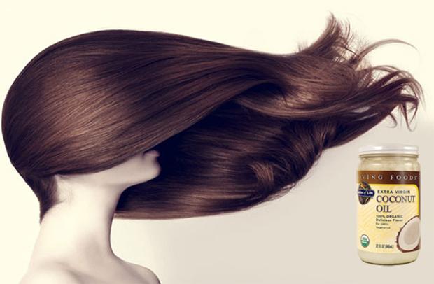 kokosovy olej vlasy